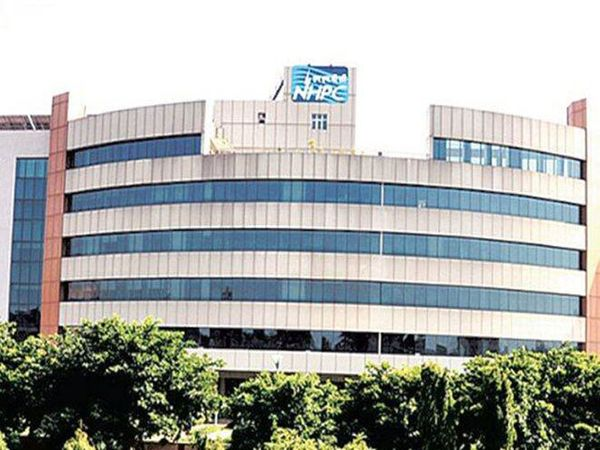 National Hydro Power Corporation office, in which fraudulent amount of Rs 1.25 crore has been exposed.  -File photo - Dainik Bhaskar
