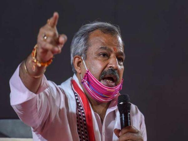 दिल्ली भाजपा अध्यक्ष आदेश गुप्ता (फाइल फोटो) - Dainik Bhaskar