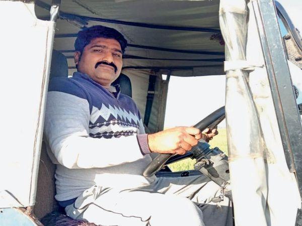 किसान जीवन सिंह - Dainik Bhaskar