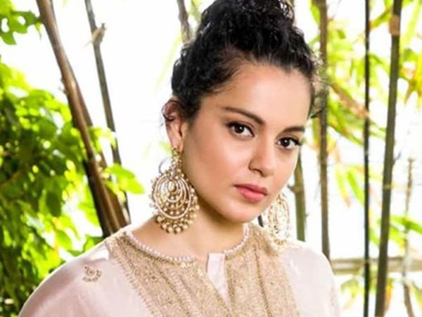 Kangana Runot, after the passage of the Agriculture Bill from Parliament in September 2020, called those opposing them a terrorist.  - Dainik Bhaskar