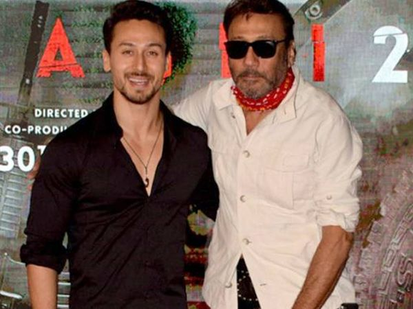 Tiger Shroff, 31: Father Jackie Shroff said, 'I have made a name in the industry, happiness is now, son is proudly raising my head' Funny Jokes