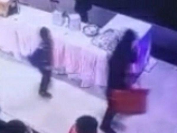 CCTV में साथी के साथ कैद हुआ था 8 साल का नाबालिग चोर। - Dainik Bhaskar