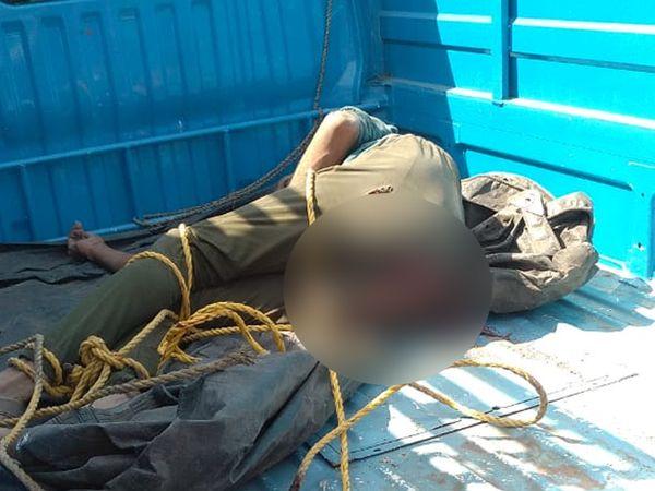 बालकृष्ण को गंभीर हालत में सूरत के स्मीमेर हॉस्पिटल में भर्ती करवाया गया था।
