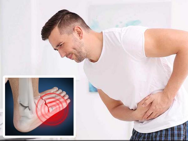 Kidney stones increase the risk of fractures in bones, these 5 symptoms indicate stones. | किडनी में पथरी होने पर हडि्डयों में फ्रेक्चर होने का खतरा, पेट में निचले हिस्से में दर्द और उल्टी पथरी होने का इशारा; जानिए किडनी कैसे स्वस्थ रखें