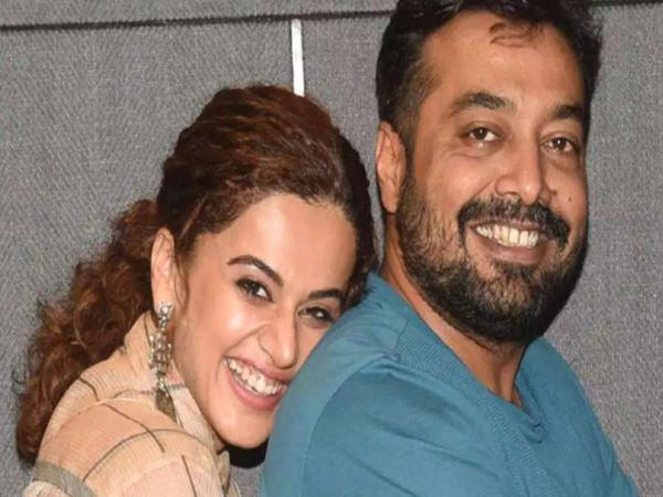 अनुराग कश्यप और तापसी पन्नू के घर IT रेड के बाद दोनों की संपत्ति को लेकर भी सोशल मीडिया पर चर्चा की जा रही है। - Dainik Bhaskar