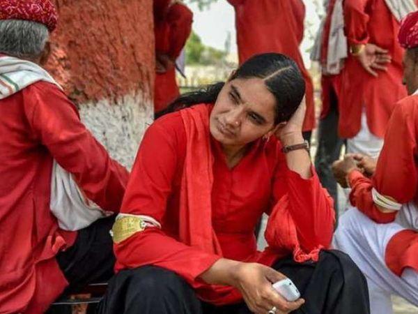 महिला कुली मंजू देवी