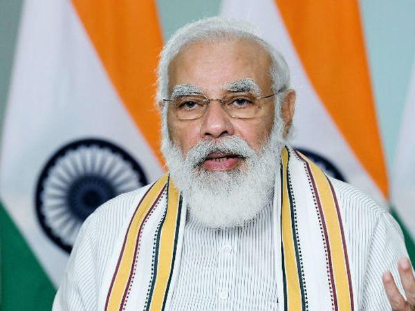 15 अगस्त 2022 के 75 हफ्ते पहले 12 मार्च 2021 से आयोजनों की शुरुआत हो जाएगी, इसी दिन महात्मा गांधी के ऐतिहासिक नमक सत्याग्रह की 91 वीं वर्षगांठ भी है। - Dainik Bhaskar