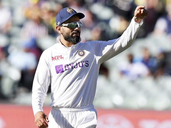 कोहली ने कहा कि हमें अब काफी सुकून है कि हम फाइनल में पहुंच गए। अगर पिछले 2 या ढाई साल में टीम इंडिया के सफर को देखा जाए, तो पता चल जाएगा कि हमने कितनी मेहनत की है। (फाइल फोटो) - Dainik Bhaskar