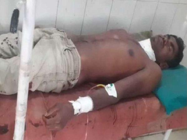 छत्तीसगढ़ के बालोद में नाबालिग के अपहरण मामले में गिरफ्तार किए गए आरोपी ने थाने में सुसाइड करने का प्रयास किया। - Dainik Bhaskar