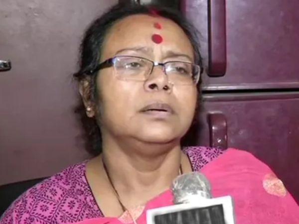 पश्चिम बंगाल में साउथ 24 परगना से चार बार विधायक रही तृणमूल कांग्रेस की सोनाली गुहा ने कहा कि जब ममता दीदी मुझे छोड़ सकती हैं तो मैं उन्हें क्यों नहीं छोड़ सकती? - Dainik Bhaskar