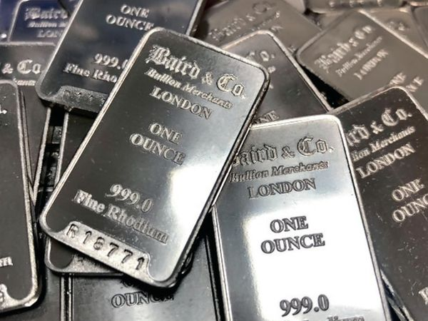 From January 1 to the first week of March this year, the prices of rhodium have risen by more than 70 percent.  This is the highest ever increase in any commodity.  (Symbolic image) - Dainik Bhaskar