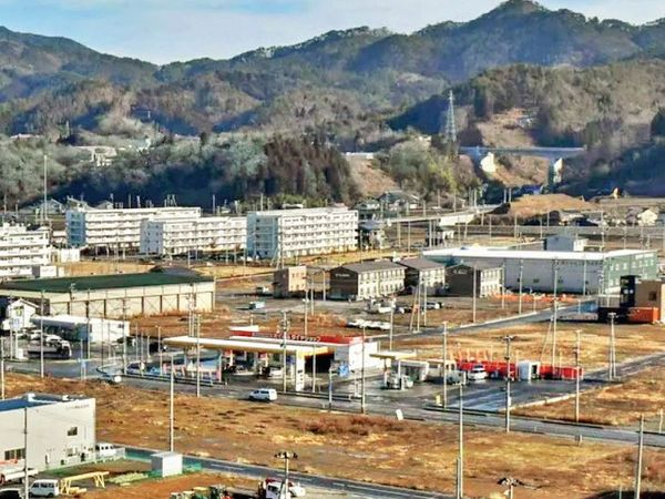 Japan had a magnitude-11 earthquake on March 11 in 2011.  After 10 years of this disaster, people have started running again in the most devastated Minamisanriku, Ishinomaki and Liette.  - Dainik Bhaskar