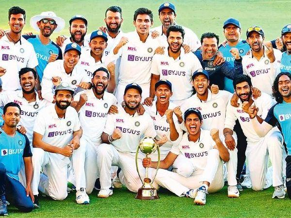 भारत की B टीम ने ऑस्ट्रेलिया को उसी के घर में हराया था।