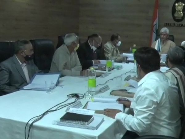 A meeting of Shri Amarnath Shrine Board was held in Jammu under the chairmanship of Lieutenant Governor Manoj Sinha, in which the dates of the yatra were decided.