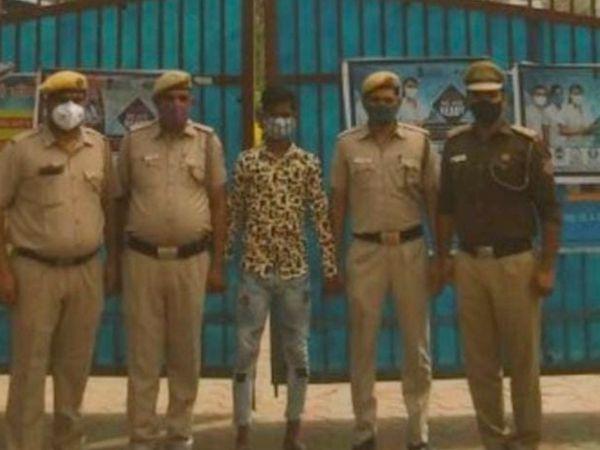 मर्डर की वारदात को अंजाम देने के बाद दोनों आरोपी मौके से फरार हो गए थे। हालांकि, पश्चिम विहार थाना पुलिस ने कुछ दे बाद ही उन्हें गिरफ्तार कर लिया।