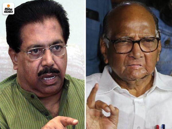 पीसी चाको ने 10 मार्च को कांग्रेस पार्टी से इस्तीफा दे दिया था। उन्होंने अपना इस्तीफ कांग्रेस की अंतरिम अध्यक्ष सोनिया गांधी को भेजा था। - Dainik Bhaskar