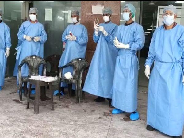 यूपी में कानपुर जिला कारागार में एक साथ दस कैदी कोरोना पॉजिटिव पाए गए। - Dainik Bhaskar