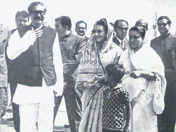 19 मार्च 1972 को भारत-बांग्लादेश के बीच ऐतिहासिक संधि हुई। इसके लिए इंदिरा 17 मार्च को ही बांग्लादेश पहुंच गई थीं। 17 मार्च को शेख मुजीबुर रहमान का जन्मदिन भी था।