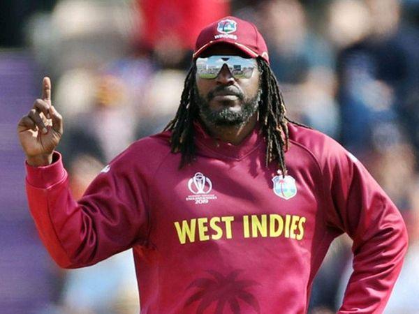 क्रिस गेल IPL में किंग्स इलेवन पंजाब की ओर से खेलते हैं। - Dainik Bhaskar