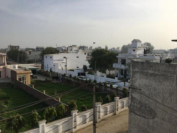 पानीपत में शुक्रवार सुबह खिली तेज धूप। - Dainik Bhaskar