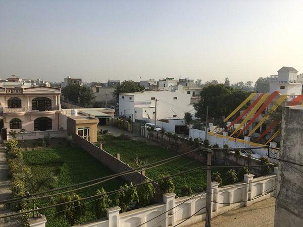 पानीपत में सुबह के समय अच्छी धूप खिली रही। - Dainik Bhaskar