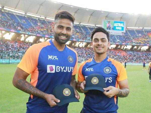 सीरीज के दूसरे मैच से सूर्यकुमार यादव और ईशान किशन ने डेब्यू किया था। सूर्यकुमार ने सीरीज में तीन और ईशान ने दो मैच खेले।