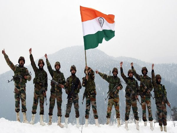 According to the report of the defense website 'Military Direct', India has the fourth strongest army in the world.  - Dainik Bhaskar