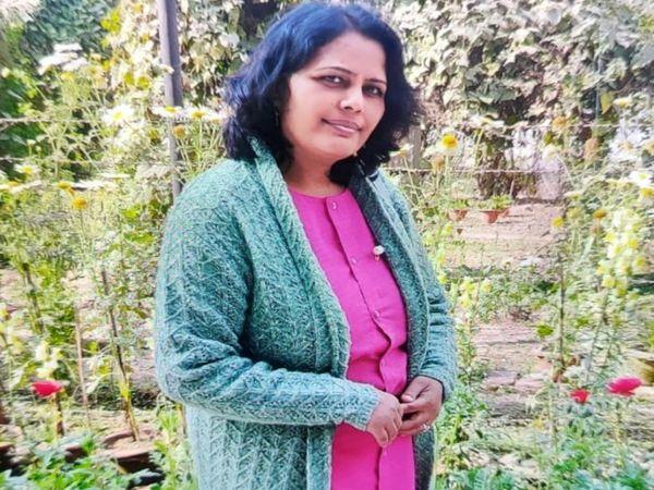 मृत महिला पुष्पलता। (फाइल फोटो) - Dainik Bhaskar