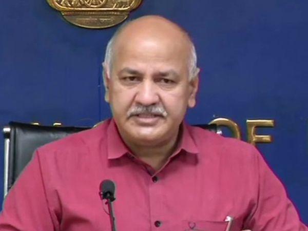 दिल्ली के डिप्टी CM मनीष सिसोदिया ने राज्यसभा में NCT बिल पास होने पर गुरुवार को कहा कि हम इस बारे में कानूनी सलाह ले रहे हैं। - Dainik Bhaskar