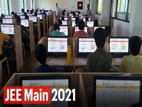 JEE मेन की परीक्षा 16 से 18 मार्च के बीच हुई थी। इसके बाद कुल 6 दिन में ही परीक्षा का रिजल्ट जारी कर दिया गया है। - Dainik Bhaskar