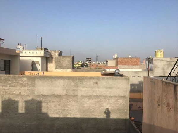 पानीपत में सुबह के समय धूप हल्की और हवाओं की रफ्तार तेज रही। - Dainik Bhaskar