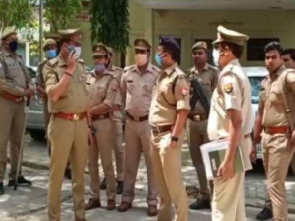 पुलिस ने मामला दर्ज करते हुए जांच शुरू की है। - Dainik Bhaskar