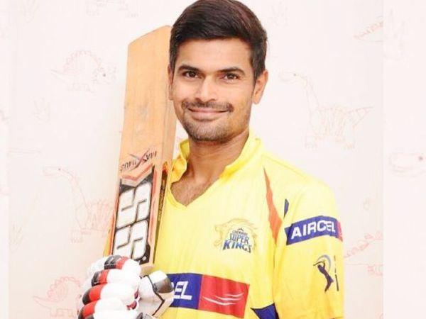 बद्रीनाथ IPL में चेन्नई सुपर किंग्स की तरफ से खेलते थे। उन्हें 2014 में किसी टीम ने नहीं खरीदा था। वे हाल ही में हुए रोड सेफ्टी वर्ल्ड सीरीज में इंडिया लीजेंड्स की ओर से खेले थे। - Dainik Bhaskar