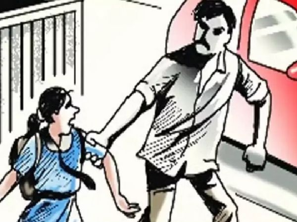 केस दर्ज कर पुलिस ने आरोपी को पकड़ने के लिए कार्रवाई शुरू कर दी है। - प्रतीकात्मक फोटो - Dainik Bhaskar