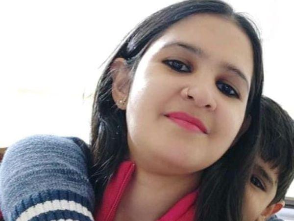 शिल्पी मीणा (35) आमेर, जयपुर में महिला एवं बाल विकास विभाग में CDPO थीं।
