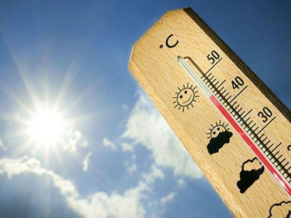 सोमवार को भी तापमान में एक या दो डिग्री का इजाफा हो सकता है। अनुमान यह है कि पारा 40 डिग्री के आसपास पहुंच सकता है। - Dainik Bhaskar