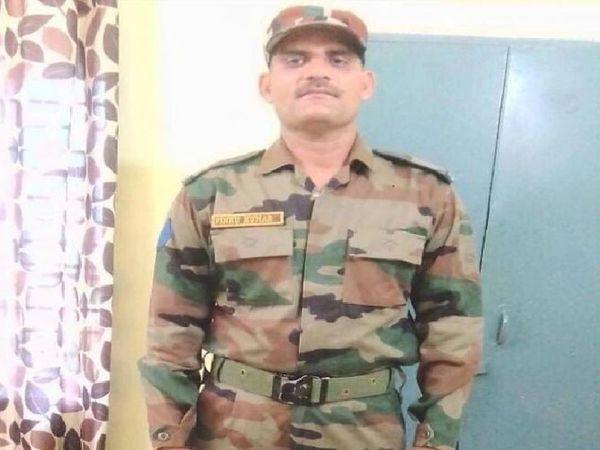 शहीद पिंकू कुमार।- फाइल फोटो