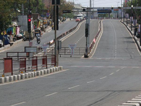 भोपाल में दिन का पारा 41 डिग्री सेल्सियस के पार पहुंच गया है। - Dainik Bhaskar