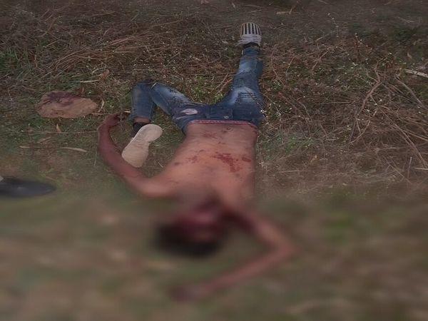 दुर्ग कोतवाली अंतर्गत मोहलई गांव में युवक की लाश मिली है। पुलिस हत्या के एंगल से जांच में जुटी है। - Dainik Bhaskar