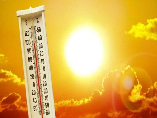 पिछले एक सप्ताह में छत्तीसगढ़ के मौसम में गर्मी बढ़ी है। आमतौर पर 37 डिग्री सेल्सियस पर रहने वाला पारा उछाल मारकर 41 डिग्री सेल्सियस की सीमा को पार कर गया। - Dainik Bhaskar
