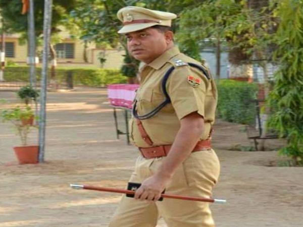 ATS की टीम में अनंत कुमार तत्कालीन एडिशनल एसपी के पद पर कार्यरत रहते हुए इस पूरे केस के इन्वेस्टिगेशन ऑफिसर थे। - Dainik Bhaskar