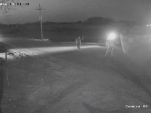 रात के समय कर्मचारी को ट्रैक्टर चालक ने कुचला। - Dainik Bhaskar