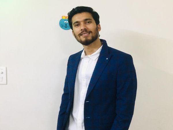 इफ्तेखार लूना सोसाइटी इंटरनेशनल के लिए भी काम करते हैं। - Dainik Bhaskar