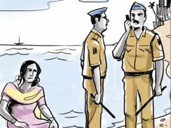 पुलिस ने महिला की शिकायत के बाद लुटेरे को पकड़ने के लिए कार्रवाई शुरू कर दी है। - प्रतीकात्मक फोटो - Money Bhaskar
