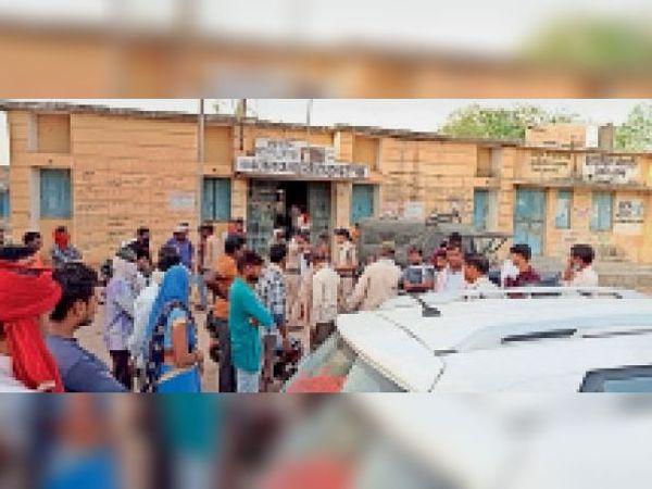 जुलूस निकालने वालों पर तहसीलदार ने की जेल भेजने की कार्रवाई। - Dainik Bhaskar