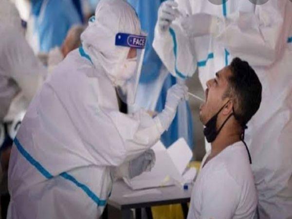 संक्रमण को बढ़ता देख कर बरेका में रात्रि 10 बजे से भोर पांच बजे तक बाहरी लोगों का प्रवेश नही होगा। - Dainik Bhaskar