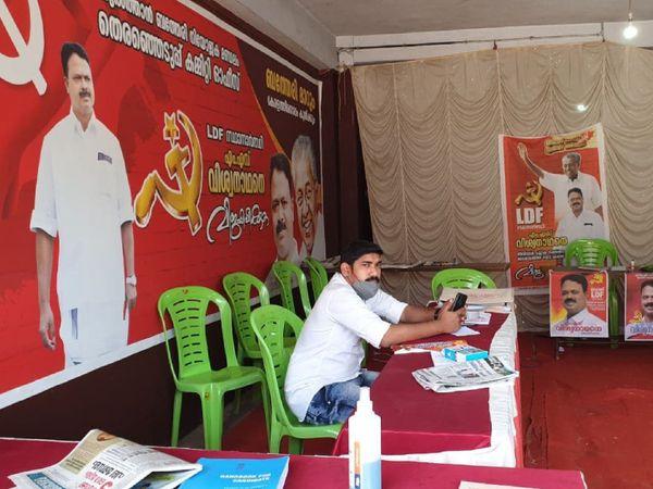 सुजीत सुल्तान बथेरी में CPM के ऑफिस सेक्रेटरी हैं। वे राहुल गांधी से नाराज हैं। कहते हैं कि उनके आने पर यहां इतना तामझाम होता है कि पब्लिक उनसे मिल ही नहीं पाती है।