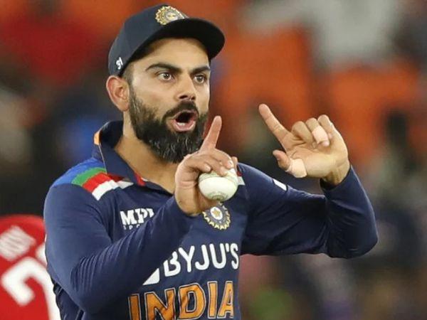 विराट तीनों फॉर्मेट में टॉप-5 बल्लेबाजों में शामिल हैं। - Dainik Bhaskar