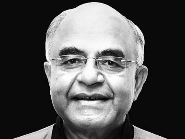 गुरचरण दास, स्तंभकार व लेखक - Dainik Bhaskar