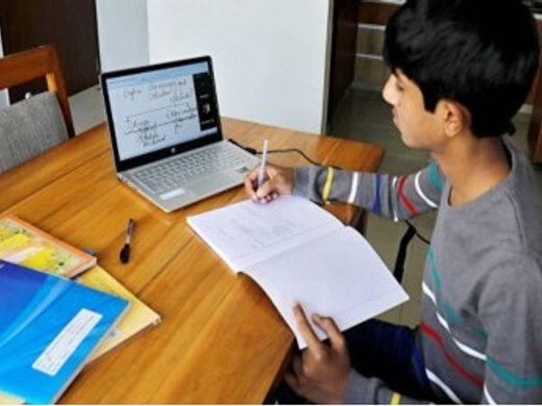 मध्यप्रदेश में आज से कक्षा पहली से 8वीं तक की क्लास रेडियो और दूरदर्शन पर होंगी।- प्रतीकात्मक फोटो - Dainik Bhaskar